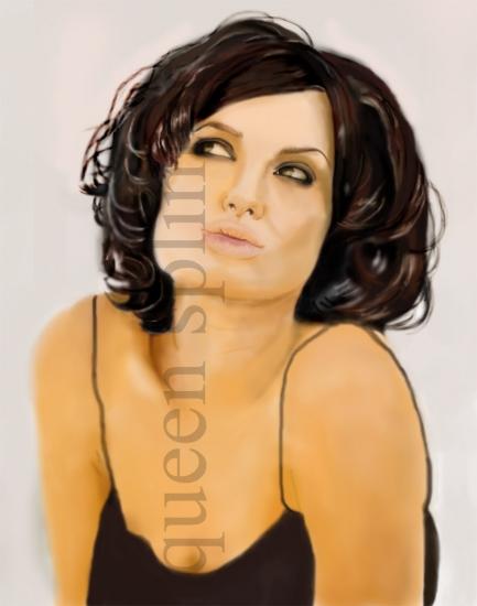 Angelina Jolie par lika666